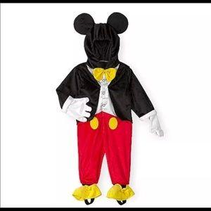 Disney Mickey Mouse Halloween costume 3-6M NWT